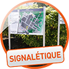 Signalétique Com Lean